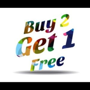 Handbags - Buy any 2 items and get 1 Free